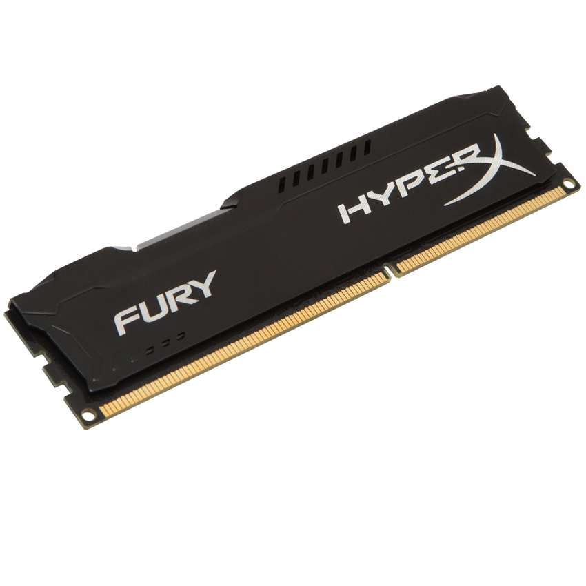 Ram Kingston Hyper X Fury 8GB DDR3 Bus 1600 (HX316C10FB/8)