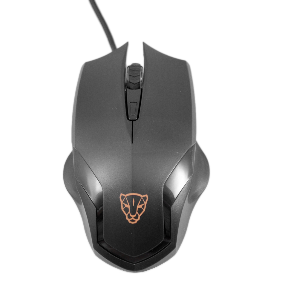 Chuột có dây Motospeed F11 optical Gaming mouse