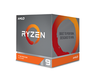 CPU AMD Ryzen 9 3900X (12C/24T, 3.8 GHz up to 4.6 GHz, 64MB) - AM4