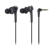 Tai nghe In-ear Solid Bass Audio Technica ATH-CKS55X (Black)