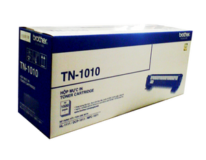 Mực in Brother TN 1010 Black Toner Cartridge (TN-1010)