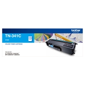 Mực in Brother TN-341, Cyan Toner Cartridge (TN-341C)