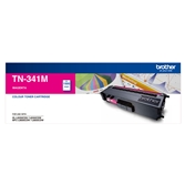 Mực in Brother TN-341, Magenta Toner Cartridge (TN-341M)