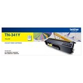 Mực in Brother TN-341, Yellow Toner Cartridge (TN-341Y)
