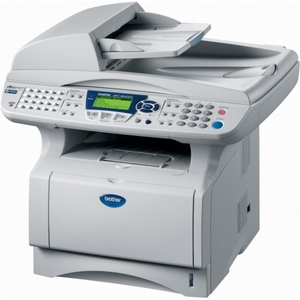 Máy in Brother MFC 8840DN, In, Scan, Copy, Fax, Network, Duplex