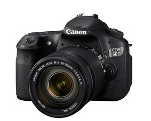 Canon EOS 60D (EF S18 55IS)