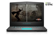 Laptop Dell Alienware 15 2018 8th, i7-8750H/16GB /HDD 1TB + SSD 128GB/VGA 6GB/15.6inch/Win 10