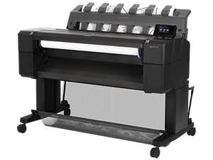 Máy in khổ lớn HP Designjet T1500 36-in PostScript ePrinter (CR357A)