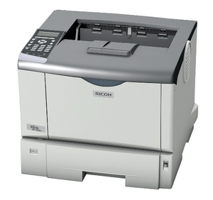 Máy in Ricoh SP 4310N, Network, Laser trắng đen