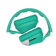 Tai nghe Skullcandy S6SCGY-398, Crusher BunnyTeal/Lt GY/Lt GY